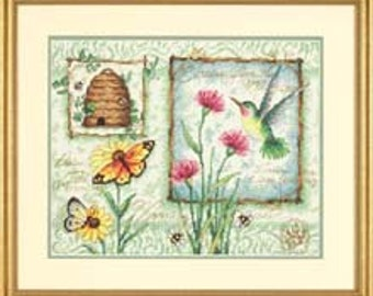 Cross Stitch Kit - Morning Praise