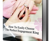 Engagement Ring report, How To Easily Choose The Perfect  Engagement Ring,Mens Engagement,Unique Engagement Ring,Mens Proposal.