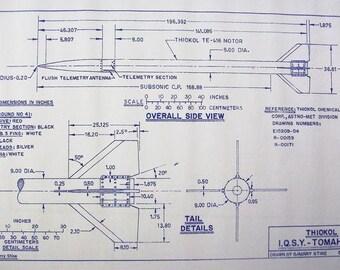 Tomahawk Missile Blueprint