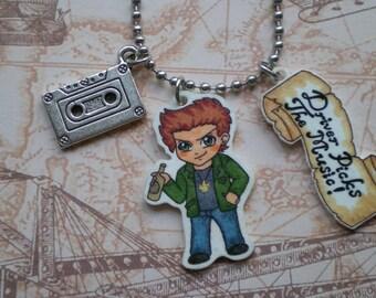 Supernatural Dean Necklaces