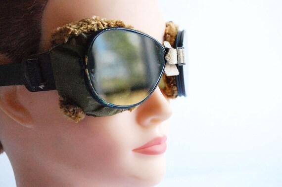 World War II - Unused Military Goggles