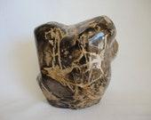 Petrified Stone Sculpture