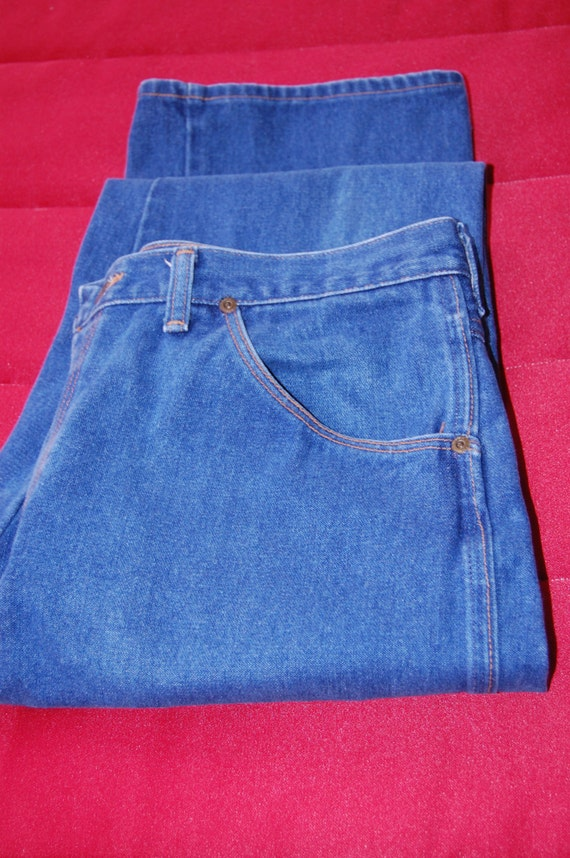 Mens Jeans Short Length