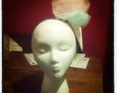 cotton candy headband katy perry inspired