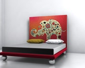 Design Dreaming double bed -  'Elephant'