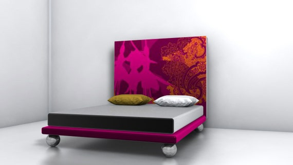 Design Dreaming double bed -  'Silhouette'