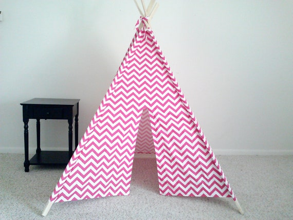Handmade tents