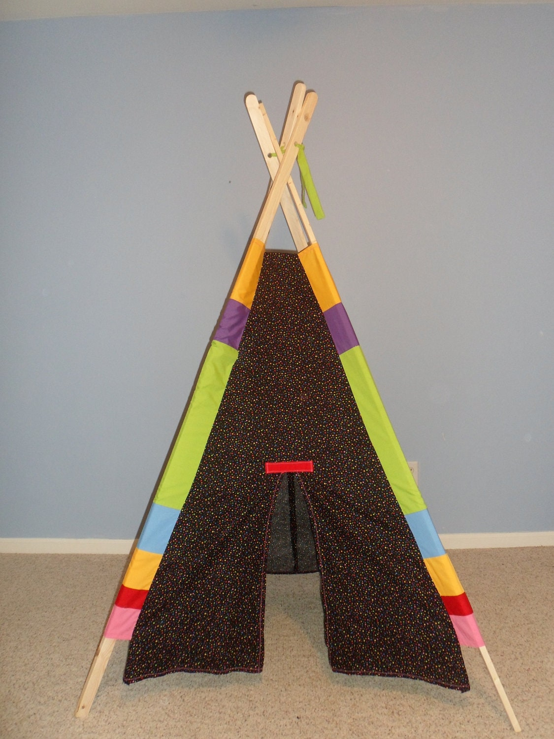 Reserved For Lee Kids Teepee Play Tent Tipi Indoor By