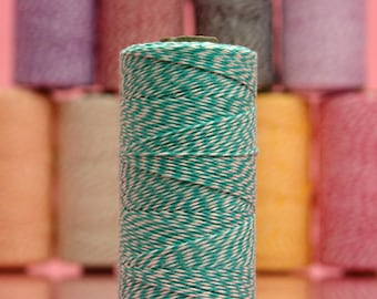 Teal Baker's Twine - 20 Yards