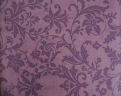 Moda Fabrics 'Fresh Air' 100% Cotton in Tonal Purple - 1 yard