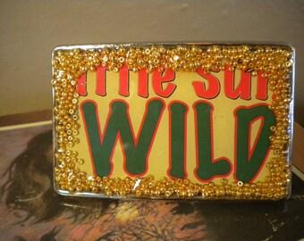Lagunitas Brewing Little Sumpin' Wild Ale Belt Buckle
