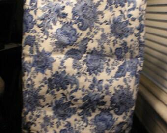 Blender Cover - Blue Floral