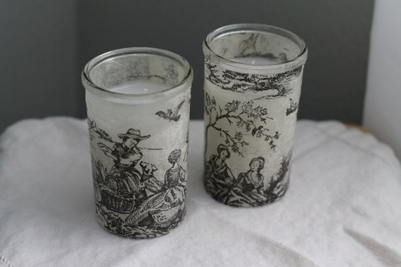 Toile Candles