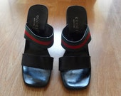 Authentic GUCCI sandals size US 8 or 38C