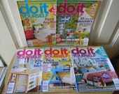RESERVED FOR LANA G.    Do it Yourself Magazines lot of 5