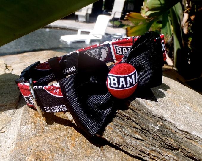 Alabama Collar With Bow