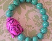 Beautiful Buddha Bracelet
