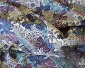 Liberty of London Mauvey purple Liberty fabric beautiful