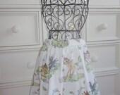 All ages Disney BAMBI vintage style girl's Flutter skirt