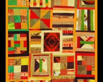 Autumn Wall Hanging Quilt