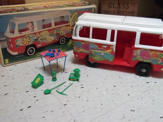 1976 Empire Volkswagen Camper Bus