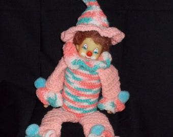 Crochet Clown