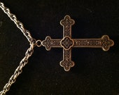 cross in chains