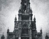 Gothic Church 4x6 fine art photography print