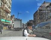 Williamsburg Brooklyn Street Scene