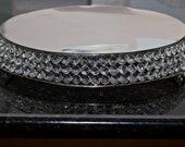 Crystal Elegant Round 17'' Wedding Cake Stand