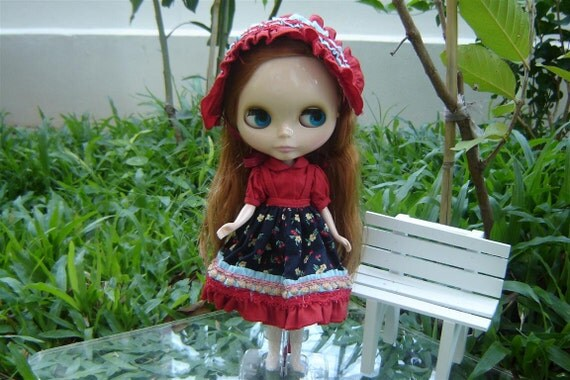 Blythe dress outfit cute style
