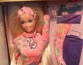 Vintage Cute 'n Cool Barbie - 1991 - Barbie Doll - NIB