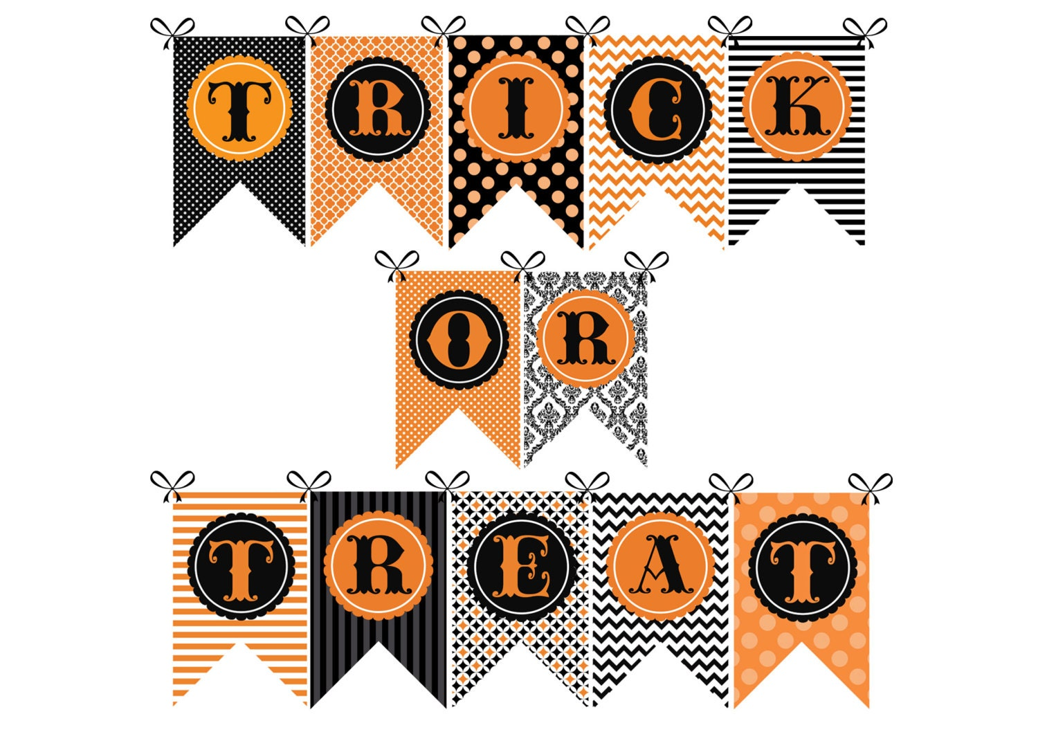 It is a graphic of Exhilarating Printable Halloween Banner