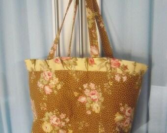Handmade  Francesca's Bag - Brown
