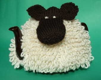 Sheep tea cozy