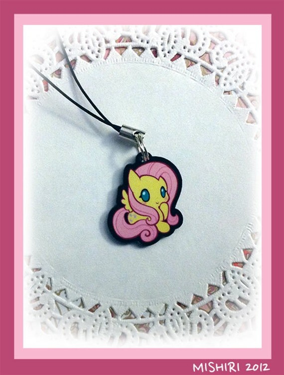 My Little Pony Charm (Fluttershy)