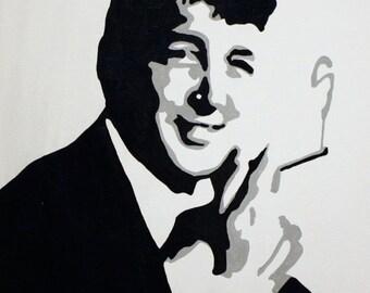 dean martin stencil - photo #4