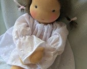 Waldorf Baby Doll RESERVED for Felicity