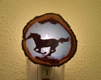 Mustang nightlight