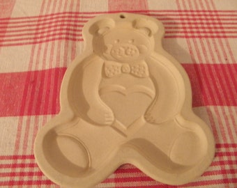 Pampered Chef Cookie Mold 1991