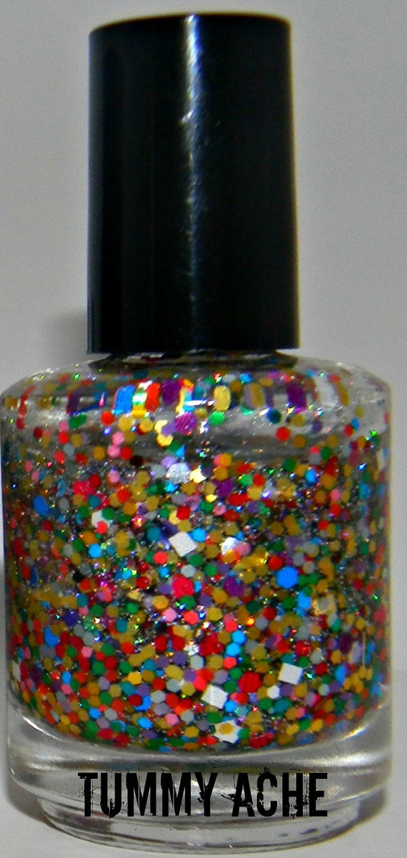 Tummy Ache Full Size Nail Polish