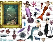 MeRmaiD Collage Sheet