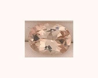 5x3 oval champagne topaz gem stone gemstone 5mm x 3mm