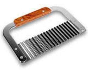 Wavy Soap Loaf Cutter