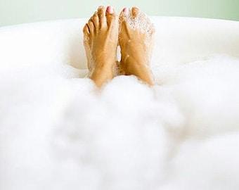 8 Ounce Premium Bubble Bath Base