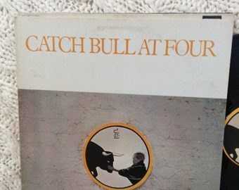 Cat Stevens - Catch Bull at Four vinyl record
