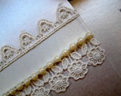 Lace & Pearl Wedding Sample Set with 15 pound voucher