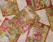Sale - Tiny Treasures by RJR Fabrics, 2007  Children at Play