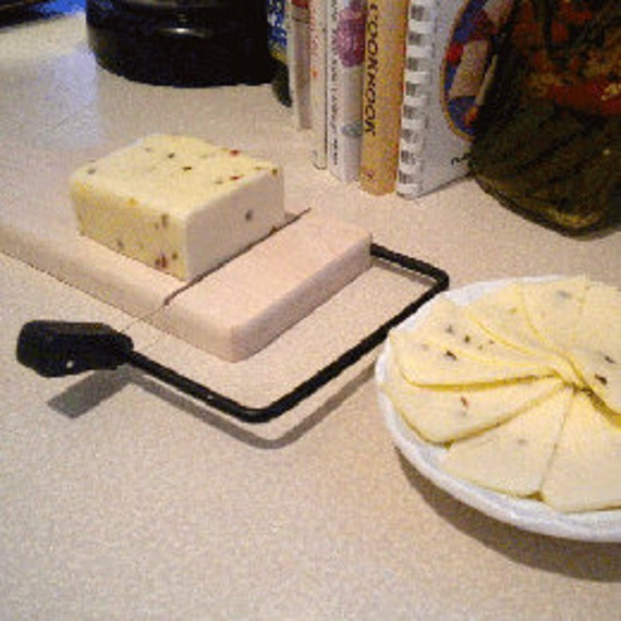 24. Hand-made Cheese Slicer