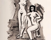 Double Naked by Raul Anguiano
